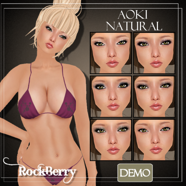 RockBerry Ad Aoki Natural