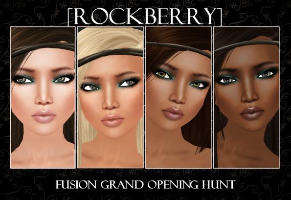 RockBerry Uma Fusion Hunt