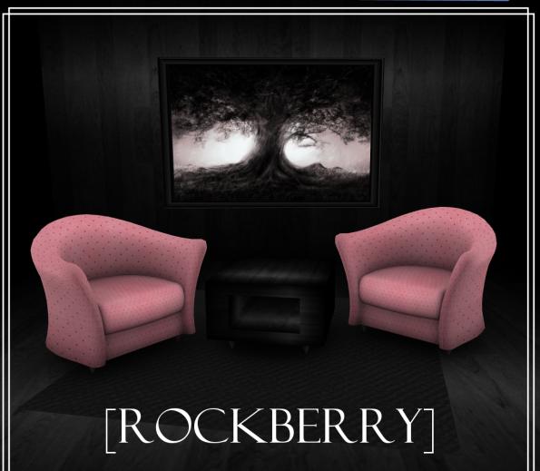 [ROCKBERRY] Peaceful Nook