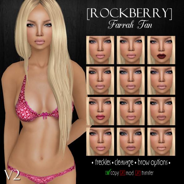 ROCKBERRY Farrah Tan V2
