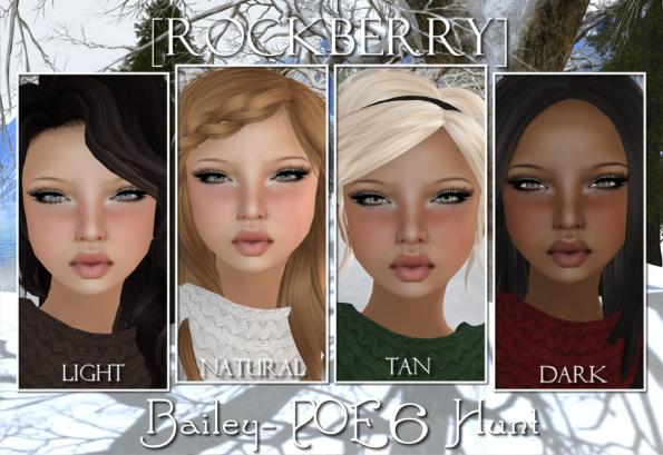 [ROCKBERRY] Bailey POE6 Hunt2